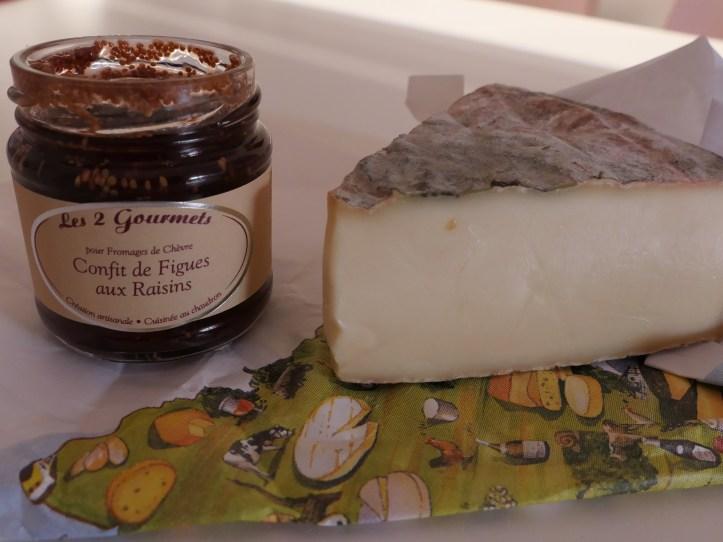 recette sucré salé fromage