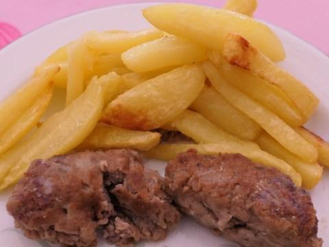 Recette de fricadelles belge frites