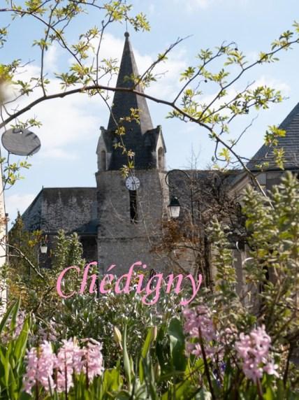 Balade à Chédigny