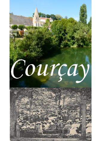 visiter Courçay
