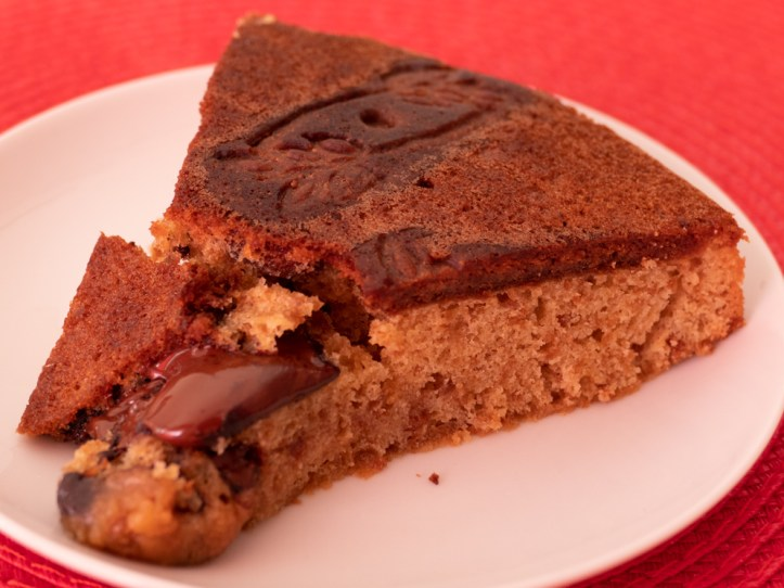 recette de gâteau chocolat speculoos café belge