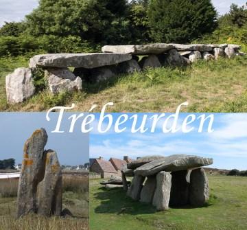 Visiter Trébeurden à voir mégalithe