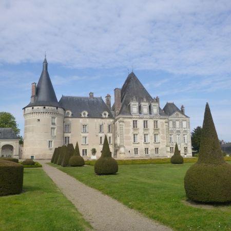 Visiter le château d'Azay le Ferron indre