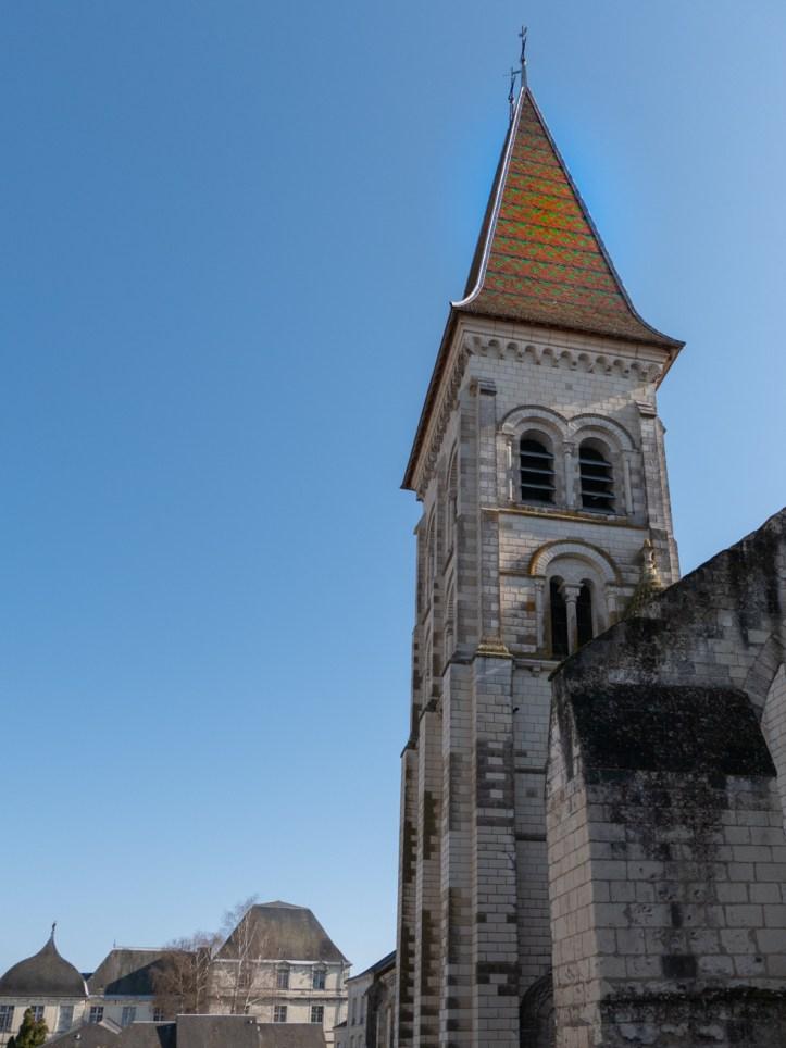 Visiter Preuilly sur Claise eglise