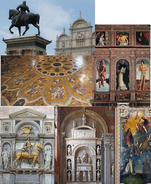 Que voir et visiter à Venise castello ? zanipolo