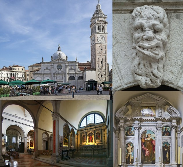 Que voir et visiter à Venise castello ? santa maria formosa