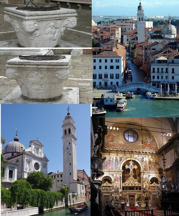 Que voir et visiter à Venise castello ? san giorgio dei greci