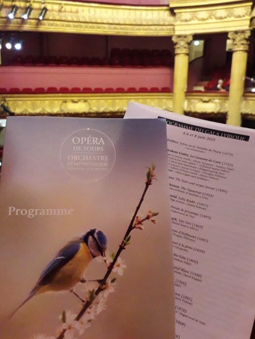 Grand Gala Lyrique opéra de Tours Hervé Niquet