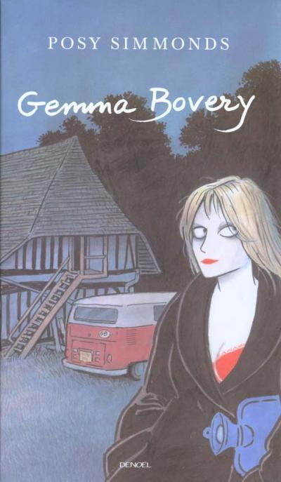 BD Gemma Bovery de Posy Simmonds