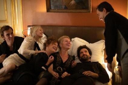 avis sur le film Guermantes avec la troupe de la Comédie-Française