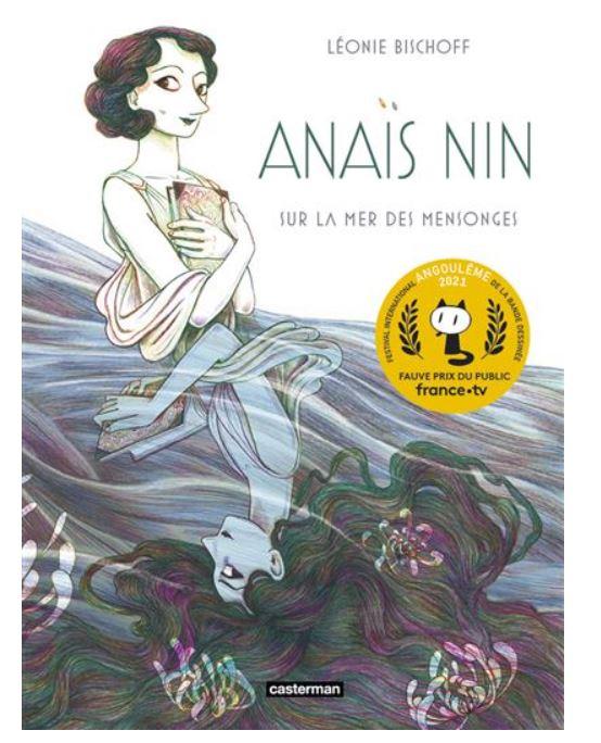 BD Anaïs Nin : Sur la mer des mensonges :