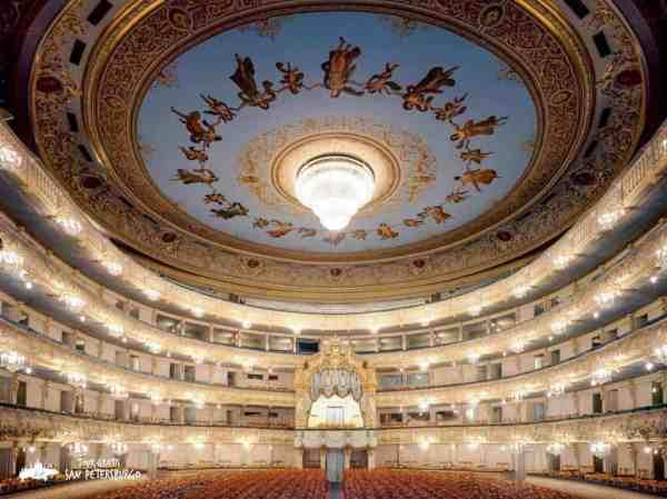 Que ver en el Teatro Mariinsky en San Petersburgo - hacer ...