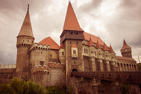 Corvin Castle Tours in Brasov
