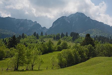 Piatra Craiului Mountains by Horia Varlan