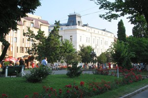 Discover Targu Mures