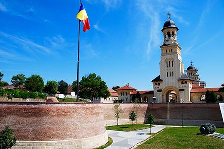 Alba Iulia Citadel Tour in Brasov