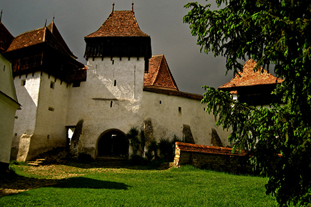 Viscri Fortified Church Tours in Brasov