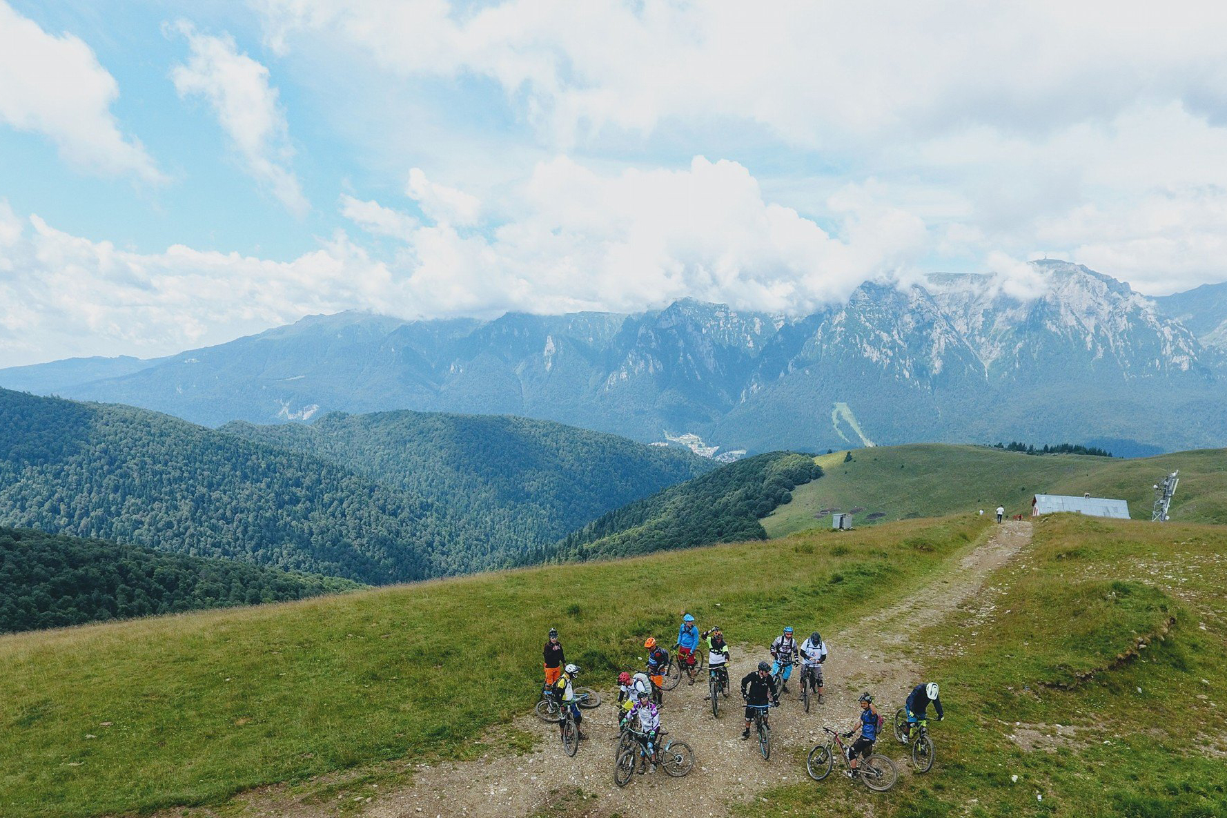 Mountain Bike Brasov Tour 4 by Royal Compass