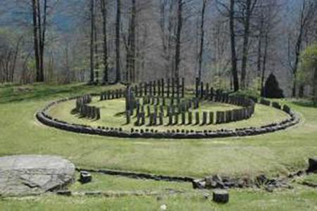 Sarmizegetusa Regia Dacian Fortress by Ehud ELIA