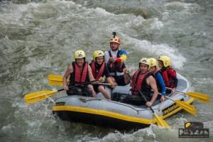 Rafting Brasov