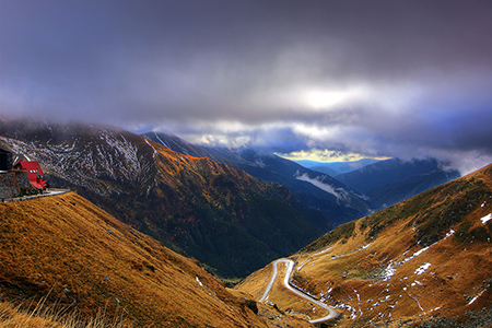 Transfagarasn Tour by paul bica