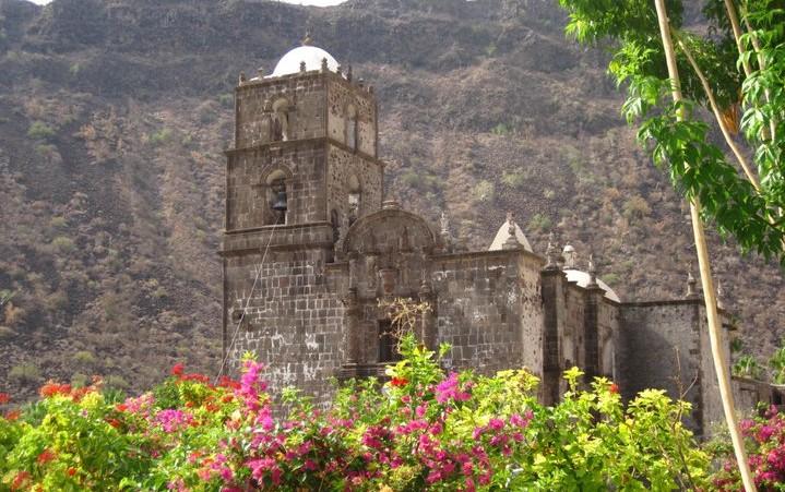 Tour Mision San Javier Loreto BCS
