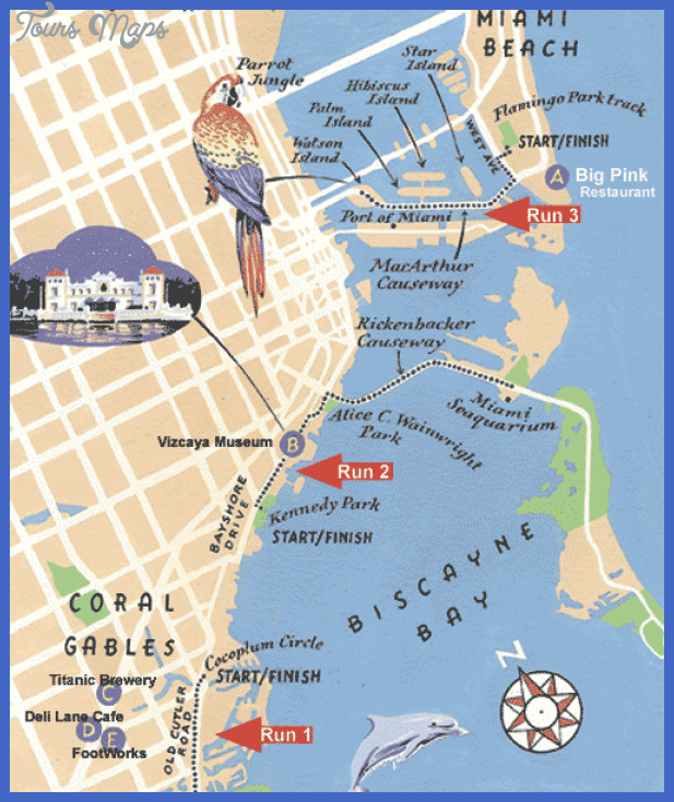 Map Of Florida Tourist Areas.Orlando Tourist Attractions Map