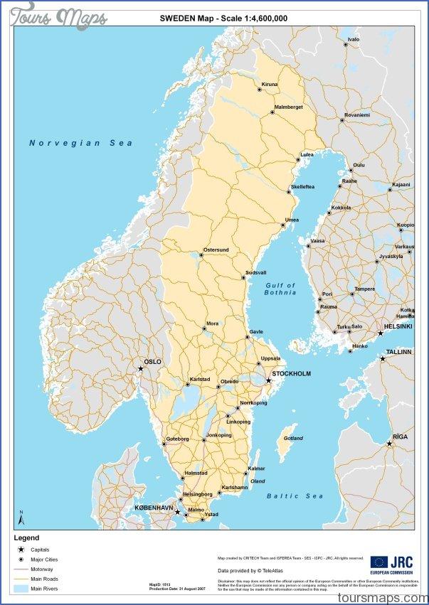 map od sweden