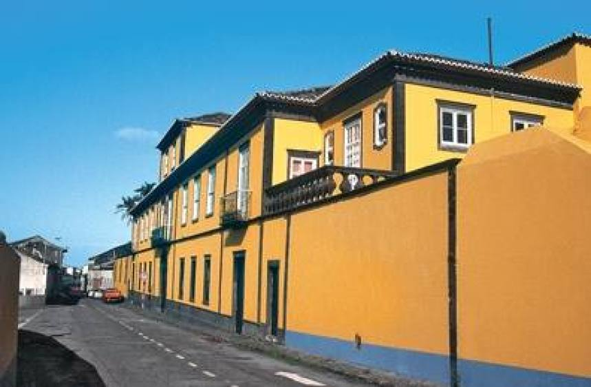 solar mafoma sao miguel island azores mansion 17th century home