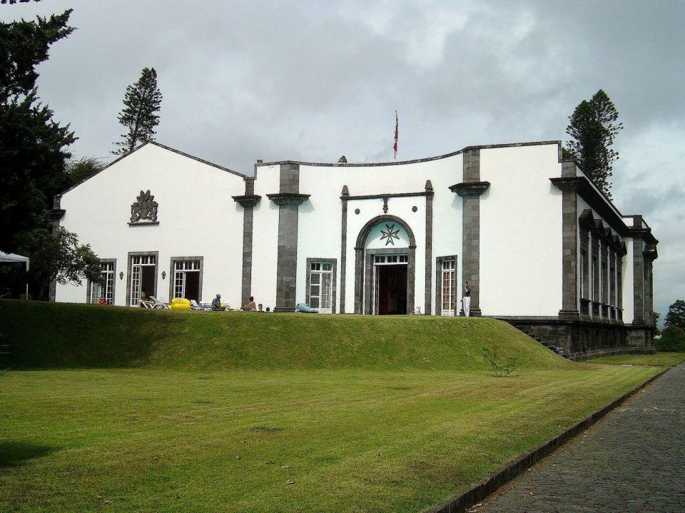 azores garden hotel palace ponta delgada