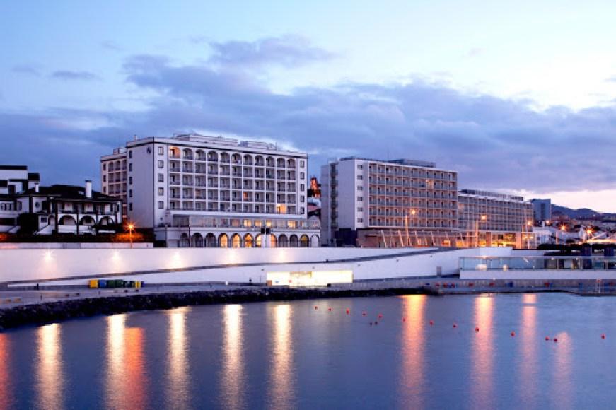 Ponta delgada azores marina hotel