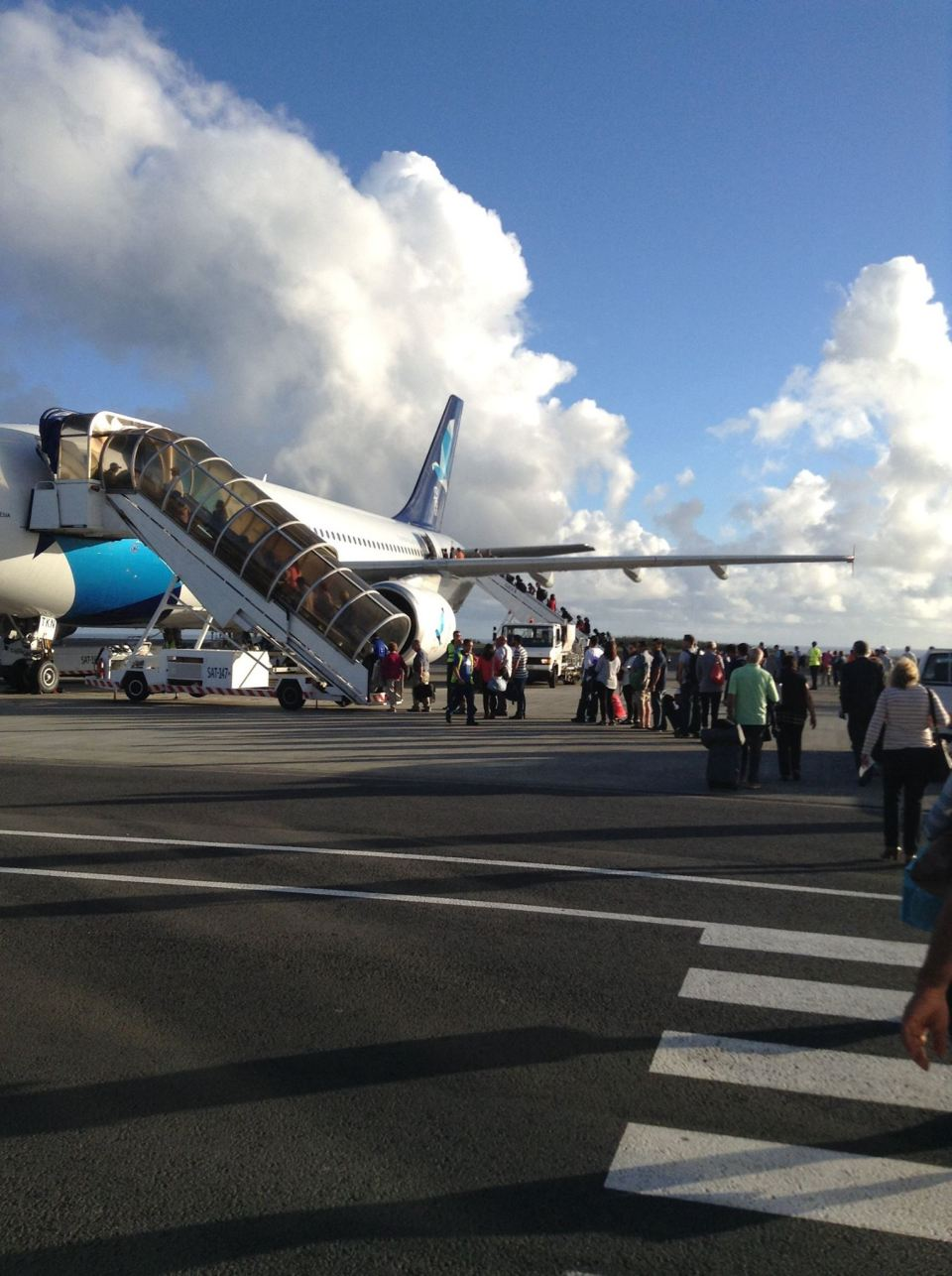 Azores Airports Covid Sao Miguel Island Flight PDL