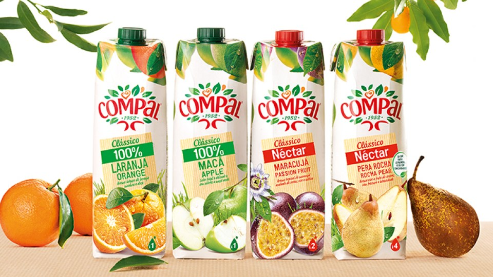 portuguese fruit juice sumol and compal canada