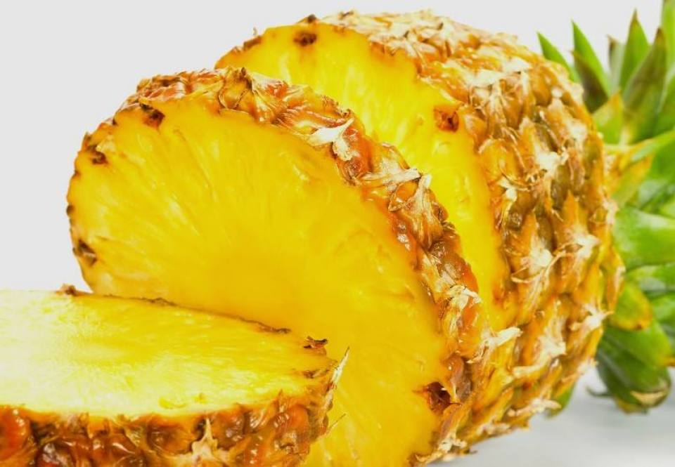 Azores National Fruit Sao Miguel Island Pineapple