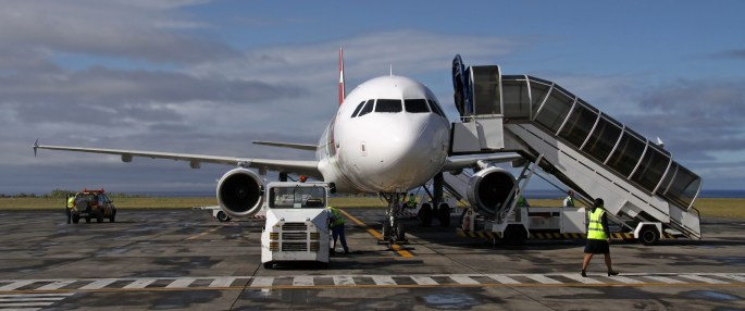 Preflight-check of a small Airliner
