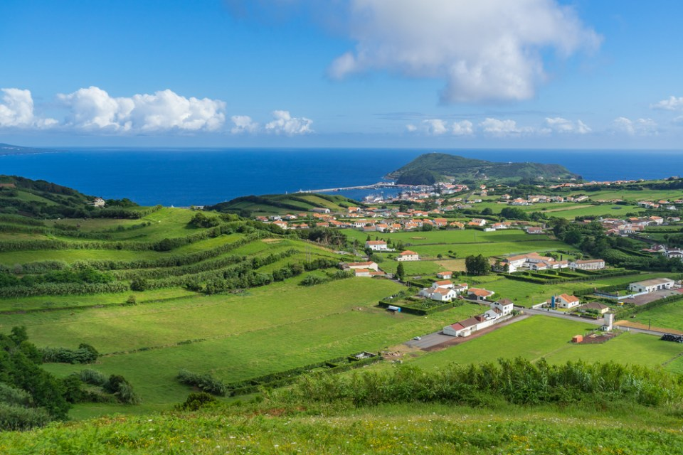 Faial Island Pastoral Setting in the Azores Real Estate Market