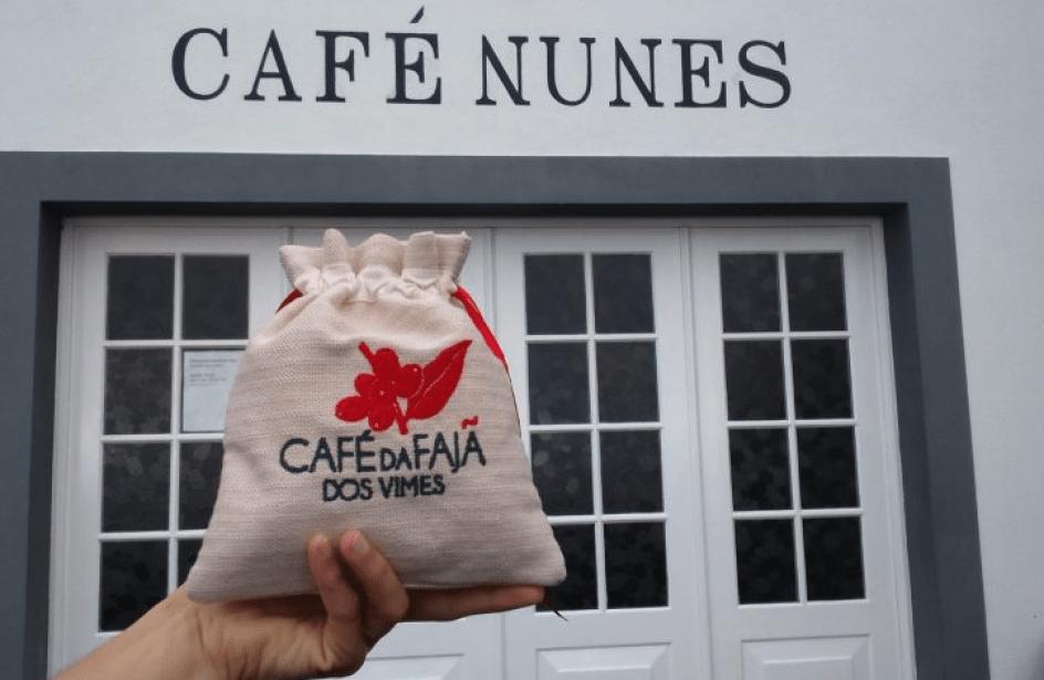 Portugal coffee culture Azores