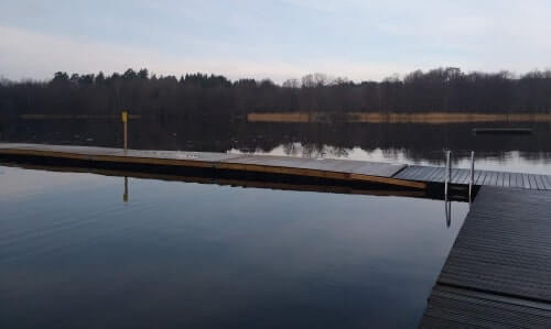 Our Stockholm Nature Tours invite you to have a swim in the Nacka Nature Reserve