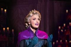 Caroline Bowman (Elsa) Frozen North American Tour - photo by Deen van Meer