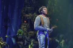 Mason Reeves (Kristoff) in Frozen North American Tour - photo by Deen van Meer