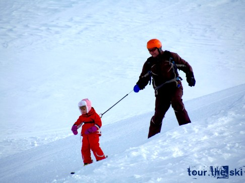 skiing-lesson