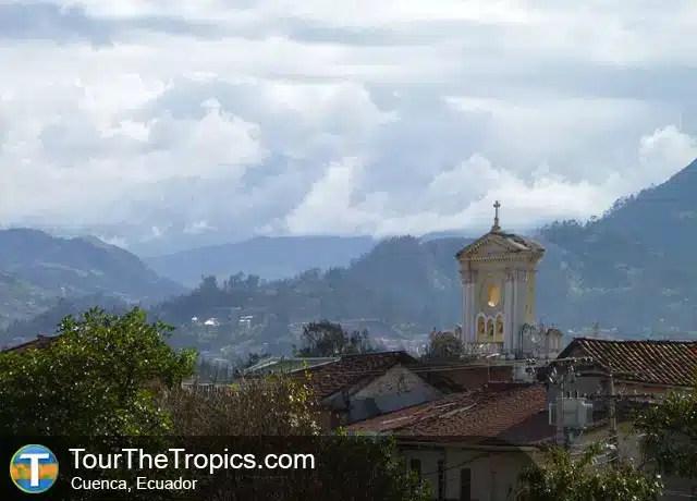 Atracciones en Cuenca - Ecuador