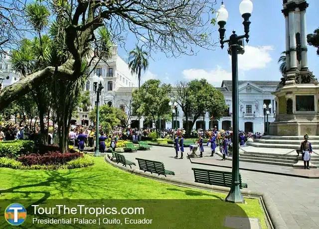 Atracciones en Quito - Ecuador