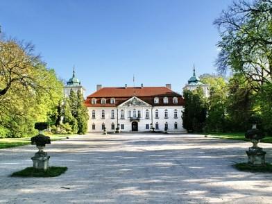 Nieborów Palace