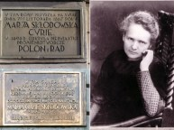 Madam Curie honoured with 2 Nobel Prizes