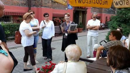 2013 - Warsaw Uprising in Ochota district tour