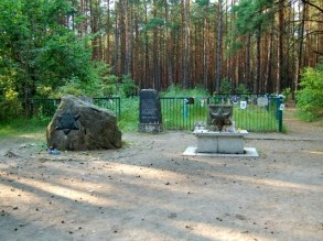 Łopuchowo – the place of execution and burial of Tykocin Jews
