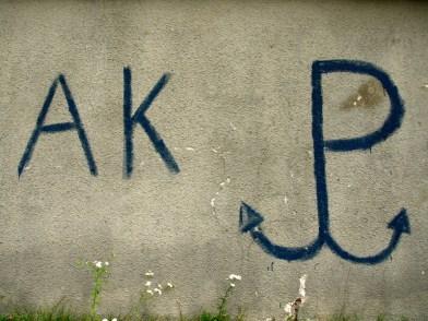 Kotwica graffiti