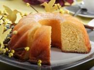 Easter Babka cake