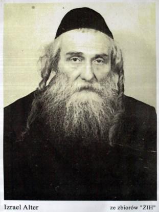 Tzadik Israel Alter